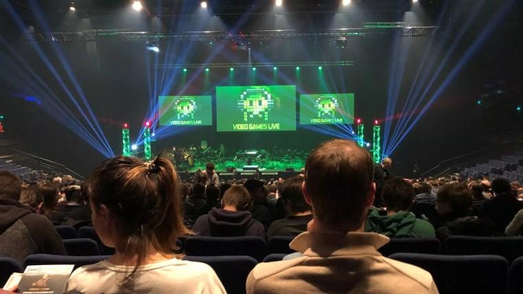 Paris Games Week Symphonic 2018