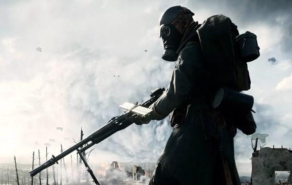 cinq jeux vidéo sur la première guerre mondiale