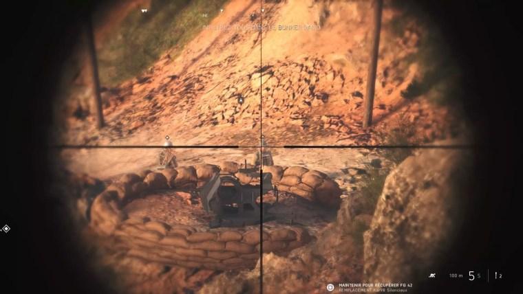 test de Battlefield 5