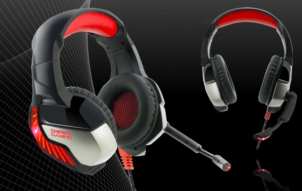 test du casque H1200 d'Empire Gaming