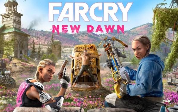 test de Far Cry New Dawn