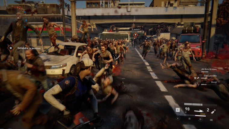 avis World War Z