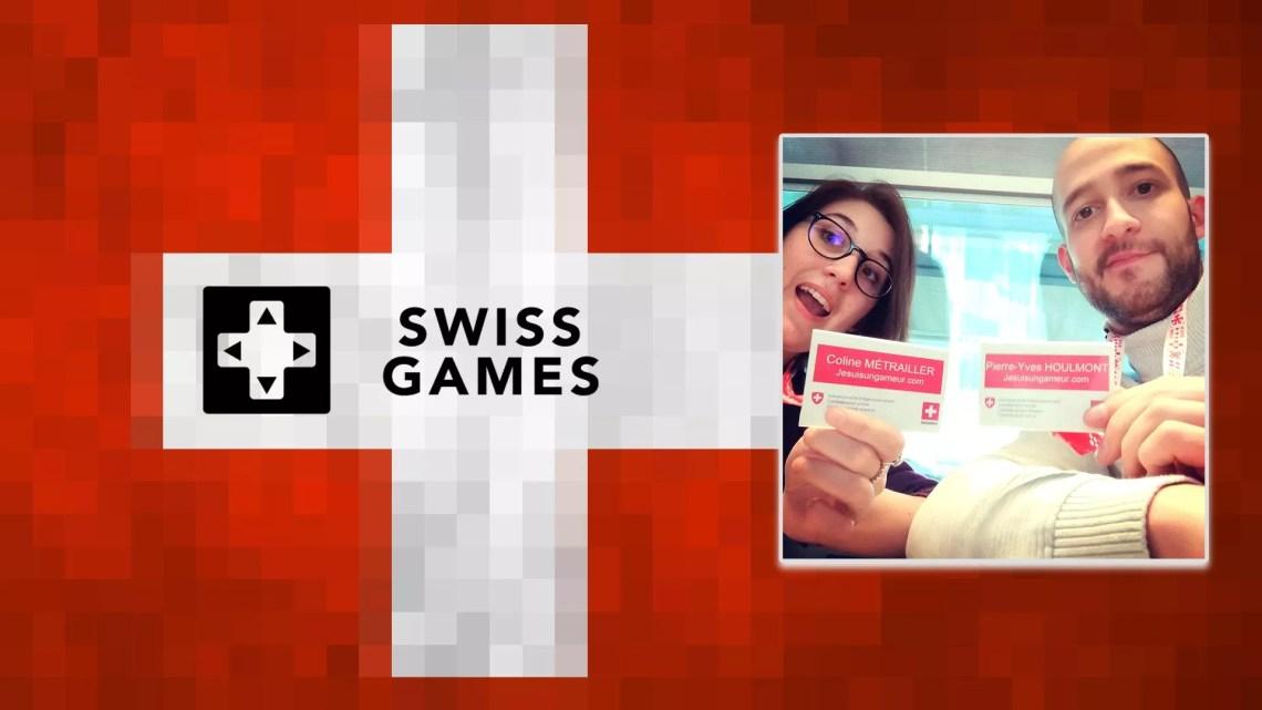 Swiss Games Press Tour