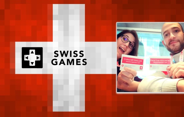 Swiss Games Press Tour