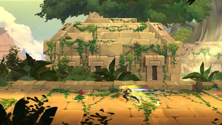 test d'Indivisible (PS4)