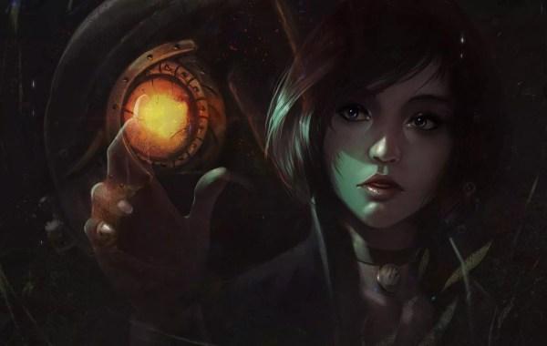nouveau jeu BioShock