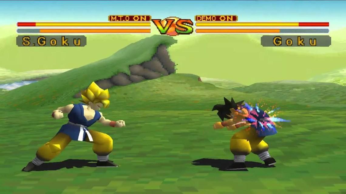 Dragon Ball Z Final Bout
