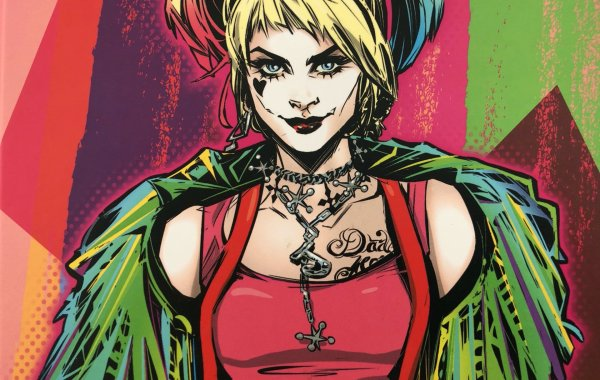 Critique de Birds of Prey: Harley Quinn (Tome 1)