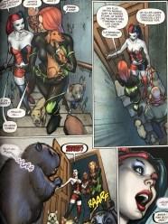 Que vaut le Tome 1 de Birds of Prey: Harley Quinn ?
