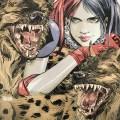wallpaper Birds of Prey: Harley Quinn
