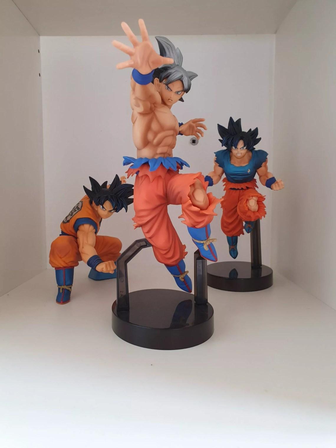 des figurines Dragon Ball Z pas cher du tout