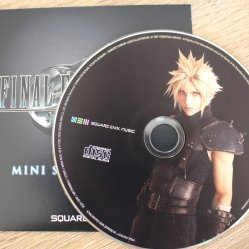 Mini Sountrack de Final Fantasy VII Remake