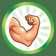 trophée Comme tu as changé (Faire en sorte qu'un Sim atteigne le poids minimum et le poids maximum dans une vie)