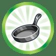 Trophée Pro des fourneaux (Faire atteindre le plus haut niveau de la compétence Cuisine à un Sim)