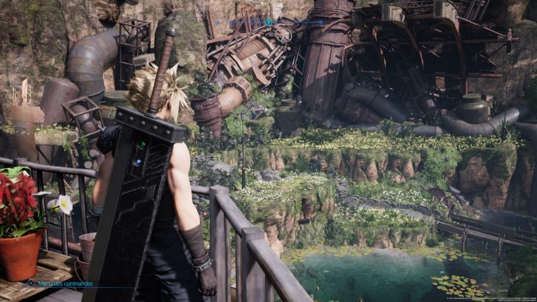 Test de Final Fantasy VII Remake
