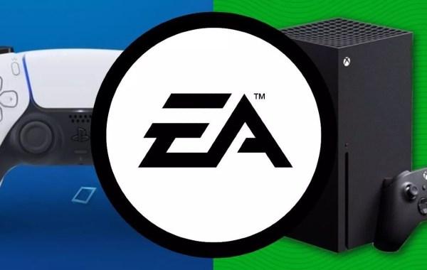 jeux EA cross-gen (PS4, PS5, Xbox One, Xbox Series X)