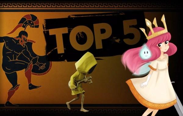 Top 5 des meilleurs jeux de plateforme sur PS4