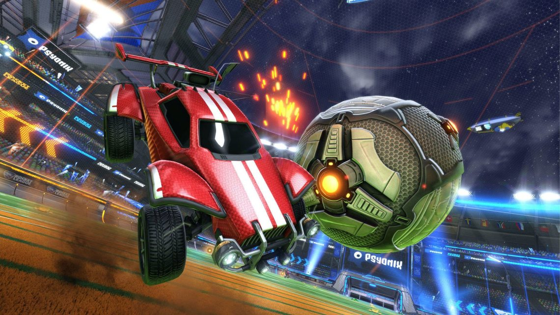 5ème anniversaire de Rocket League