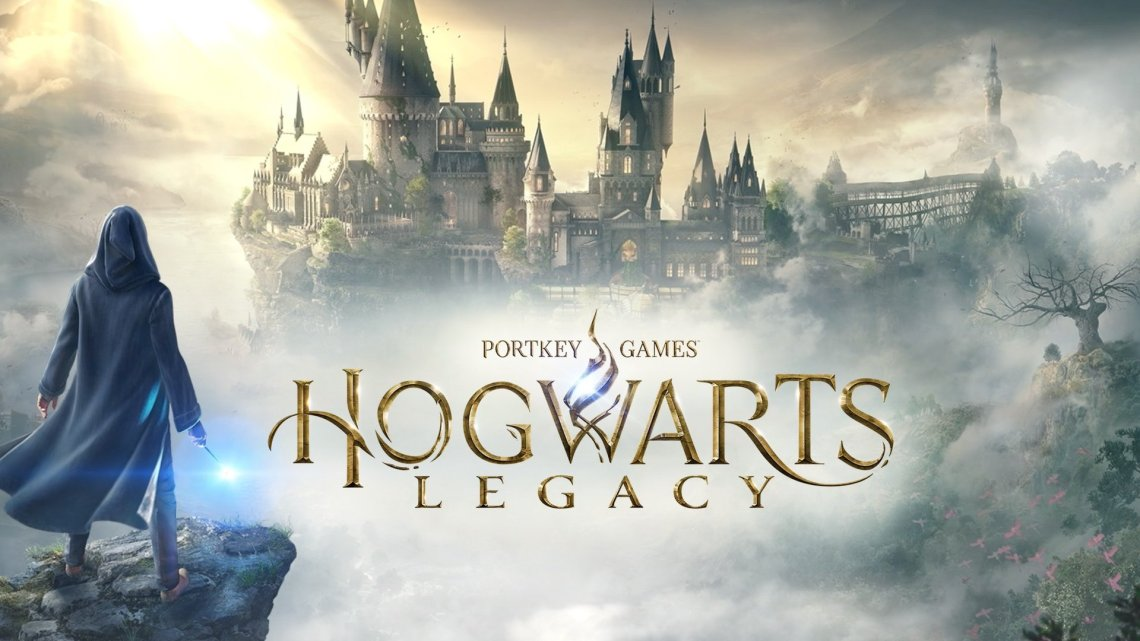 RPG Harry Potter Hogwarts Legacy (PS5, Xbox One, PC)