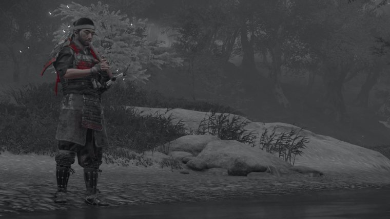 Test de Ghost of Tsushima (by JSUG)