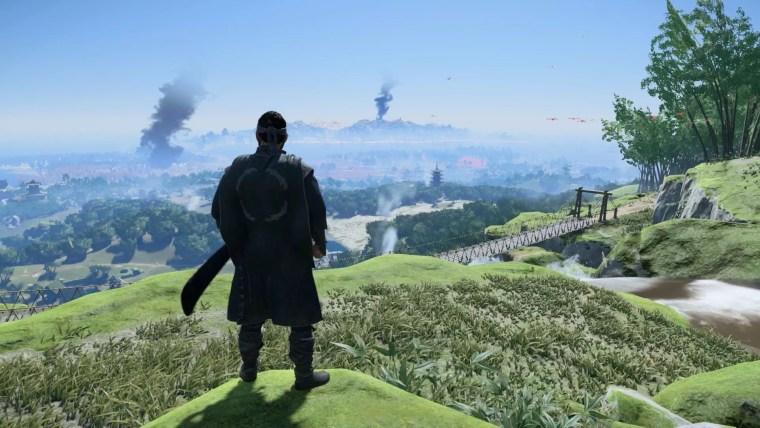 test de Ghost of Tsushima : le plus beau jeu sur PS4