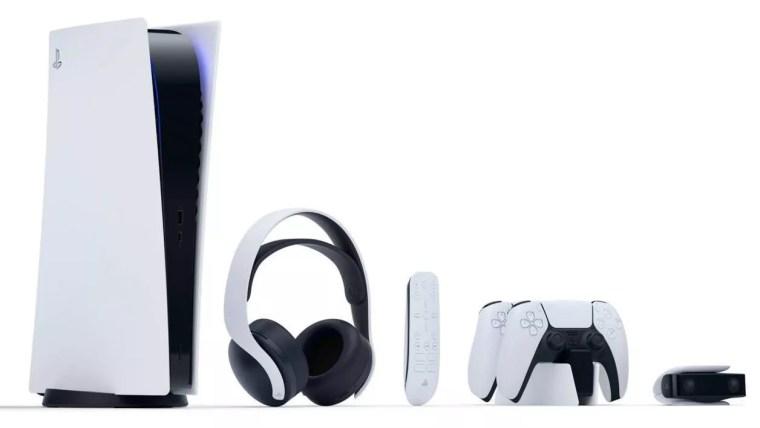 accessoires officiels PS5