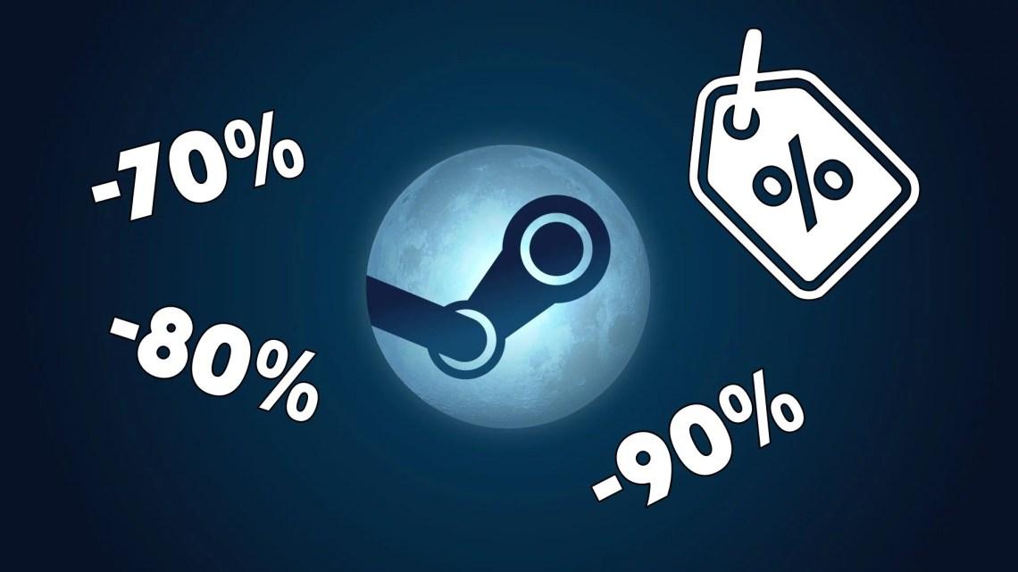 soldes sur Steam jeux indépendants