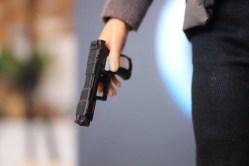 pistolet Connor (Detroit Become Human)