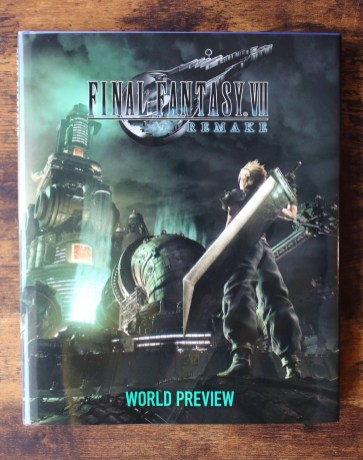 Final Fantasy VII Remake World Preview critique
