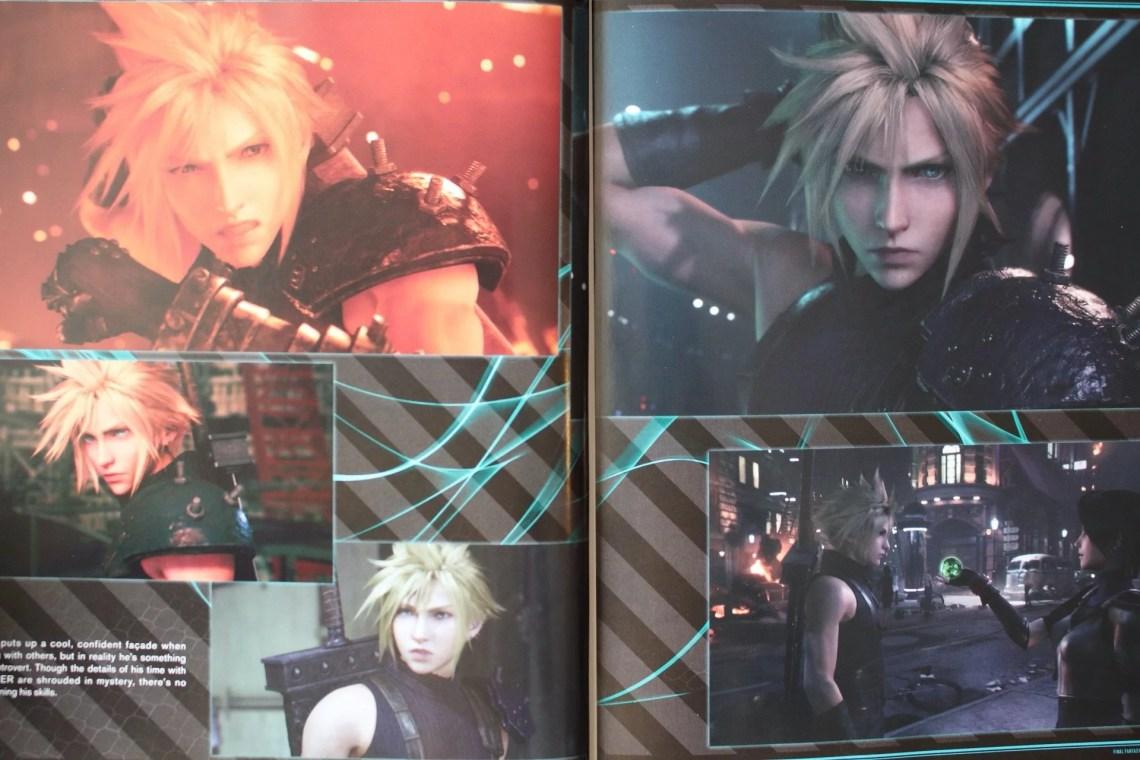 World Preview Final Fantasy VII Remake