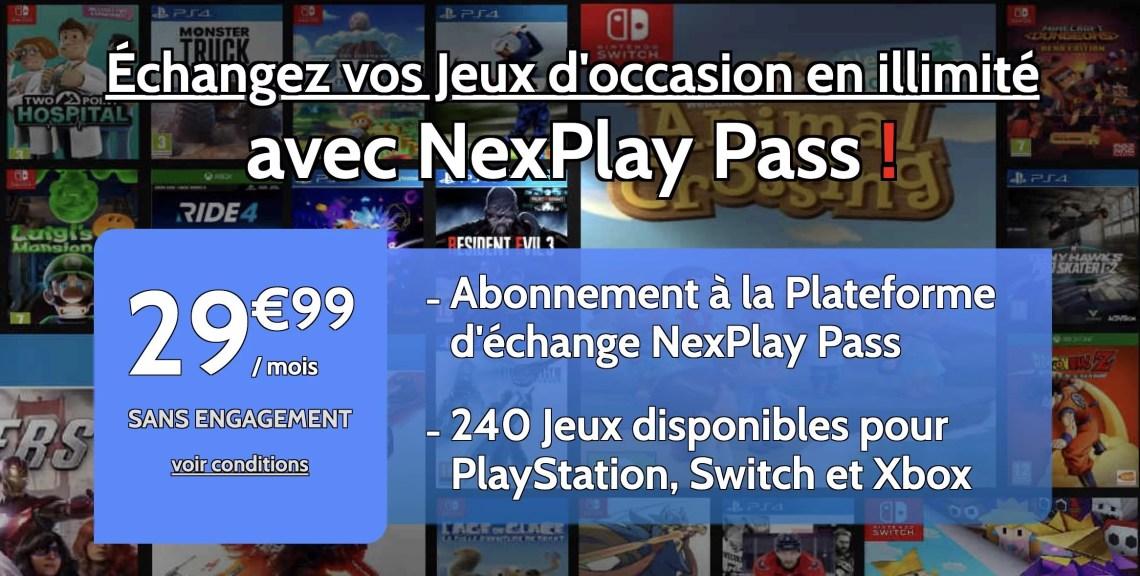 NexPlay Pass