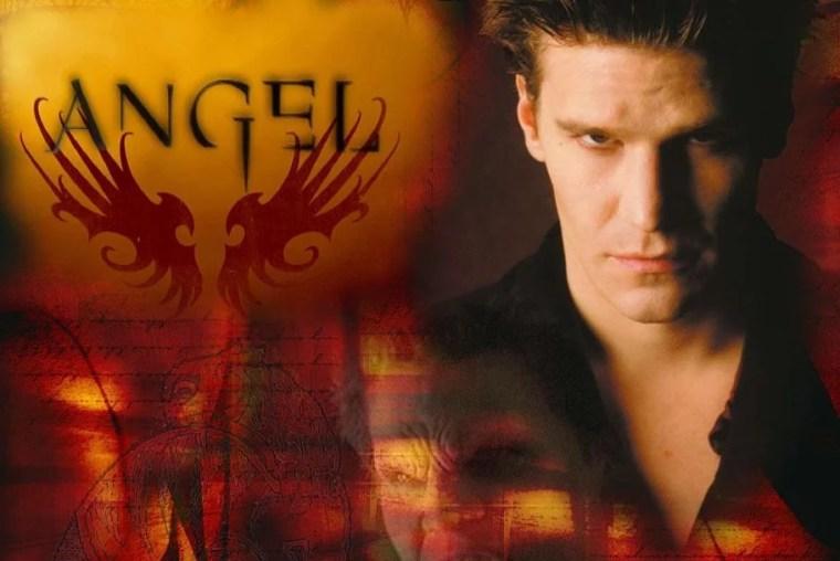 Angel série TV jeu vidéo