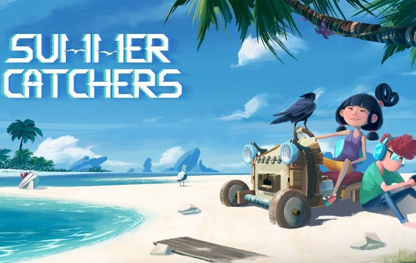 test de Summer Catchers sur Switch