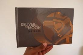 artbook de Deliver Us The Moon