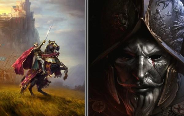 attentes jeux vidéo 2021 : New World, King's Bounty II, Back 4 Blood