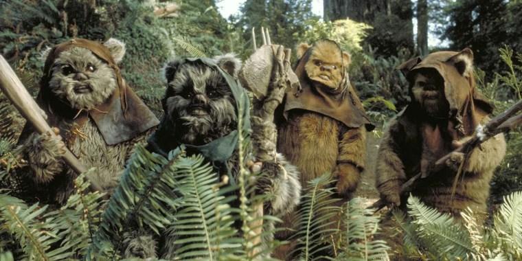 4 planètes accueillantes dans Star Wars