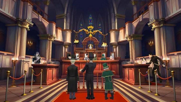 Critique The Great Ace Attorney Chronicles sur PC
