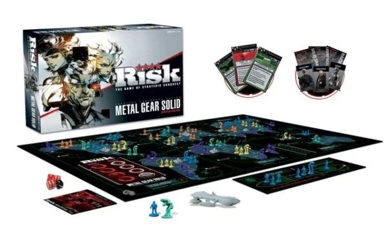 jeu vidéo Risk