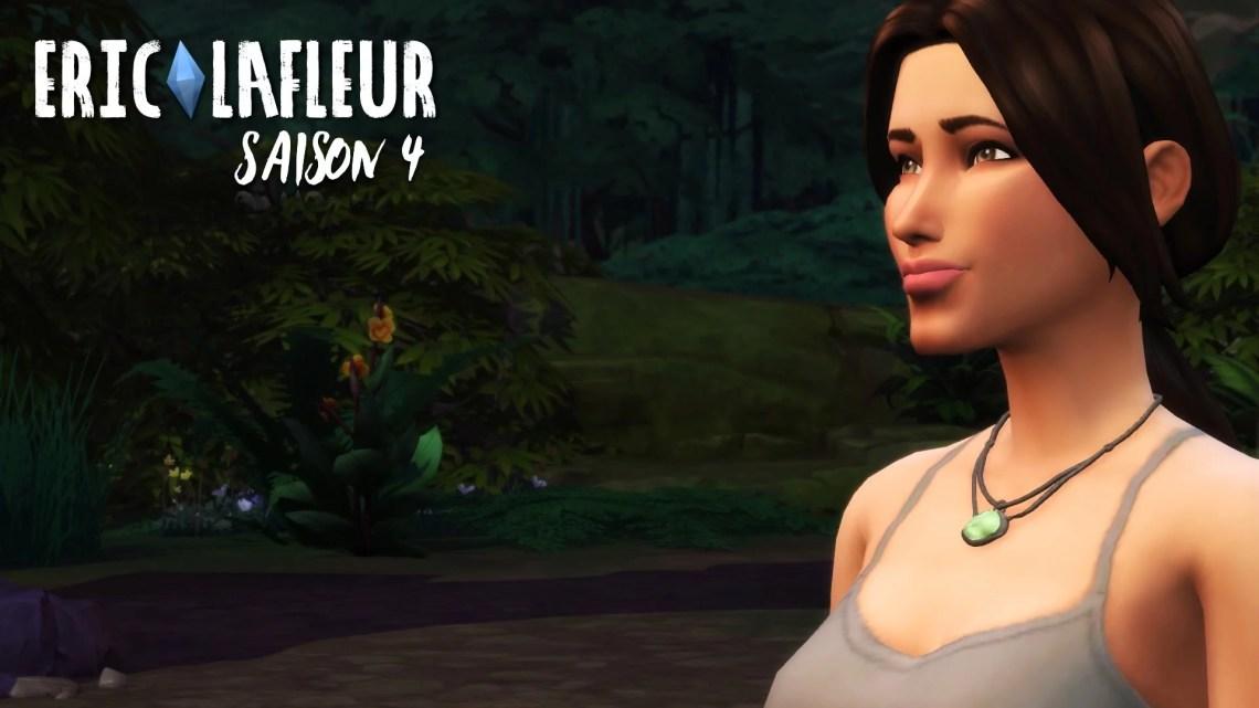 Lara Croft Les Sims 4