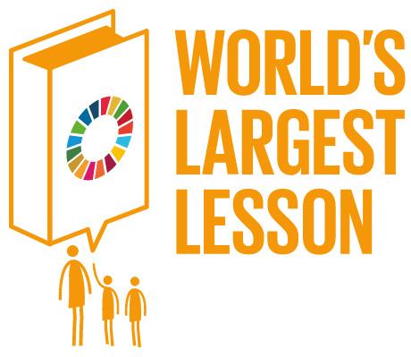 A világ legnagyobb tanórája logo2017