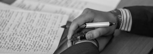 Lógico que haya dudas: no es buena idea redactar su testamento en su propia casa