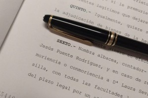 Contador partidor - Jesus Puente