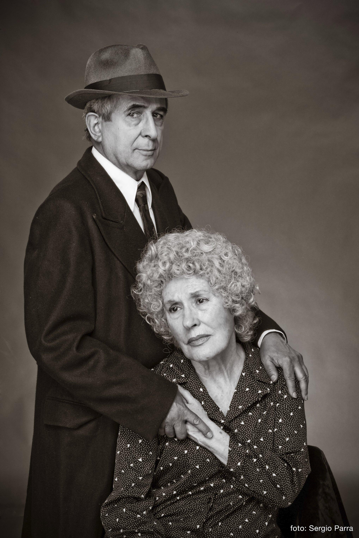 Francisco Vidal y Charo Soriano interpretan a Antonio Machado y su madre