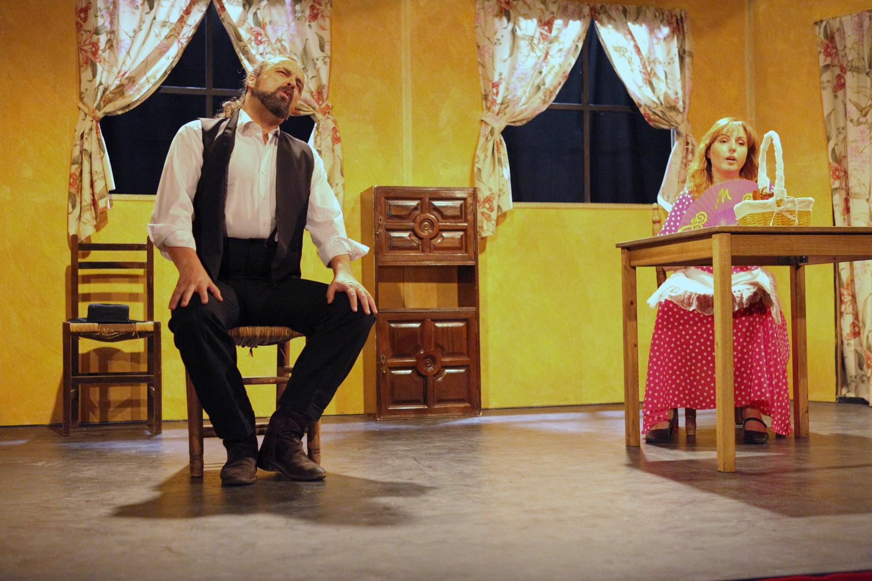 Homenaje a los Hermanos Álvarez Quintero - Teatro Prosperidad