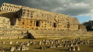 Kabah ruta Puuc Yucatan Mexico