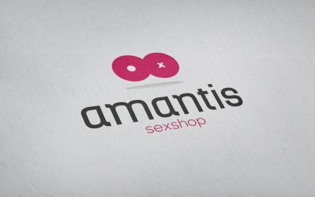 Diseño de la identidad corporativa de un sexshop.