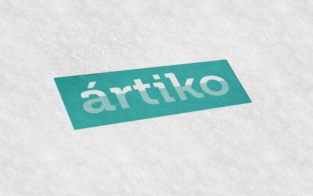 Diseño de la identidad corporativa de una marca de libretas.