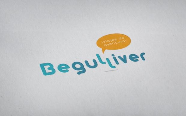 Diseño de la identidad corporativa de una agencia de viajes.
