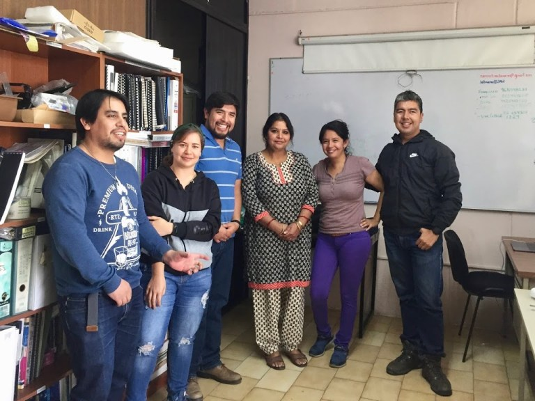 Advance Materials group at IFUAP-BUAP