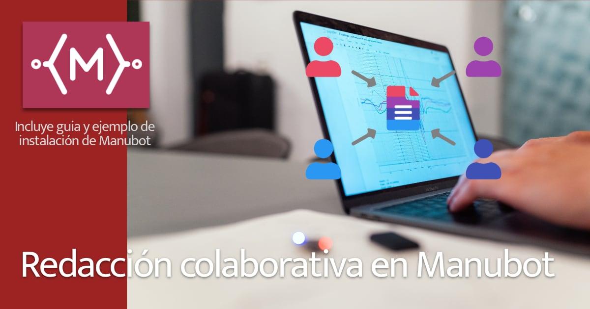 Redacción colaborativa en Manubot